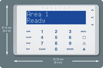 报警键盘 - 安防系列